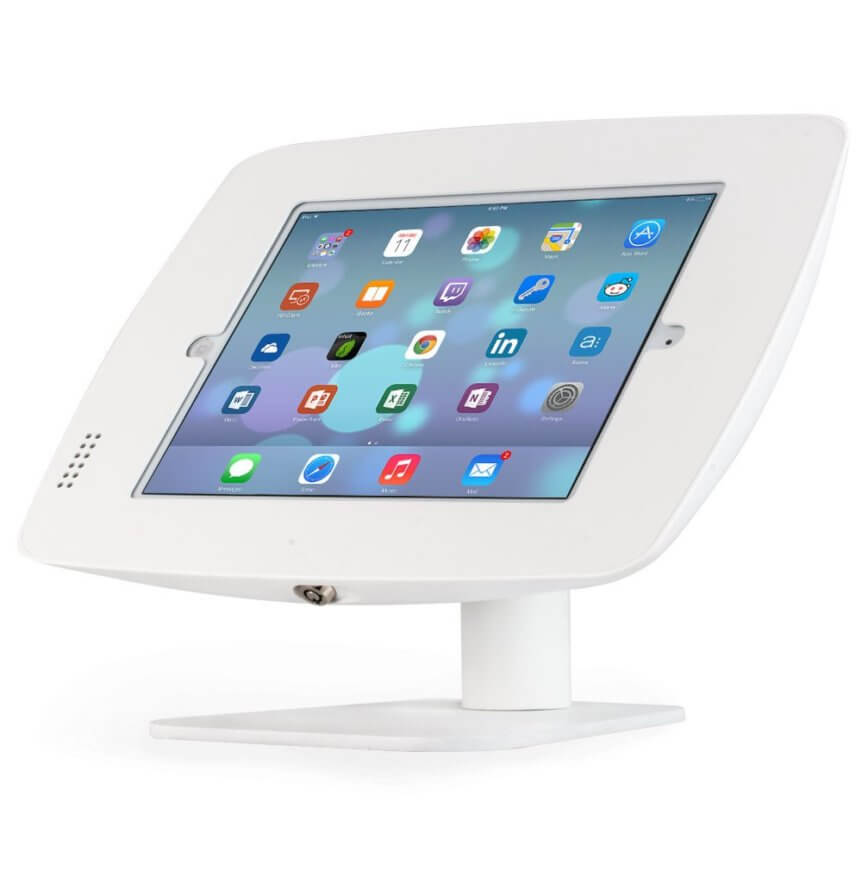 Lockable iPad Enclosure
