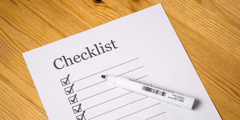 Restaurant Marketing Checklist