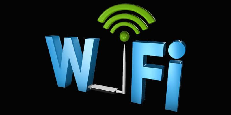 Restaurant Free Wi-Fi