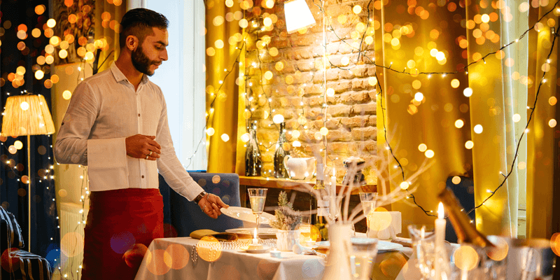 How to prepare your restaurant for the holiday season