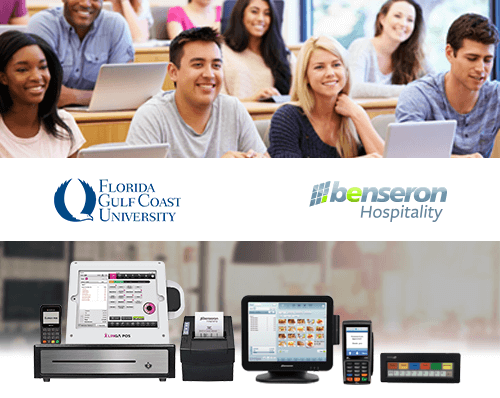 FGCU Resort and Hospitality program selects cloud-based Linga POS™ software
