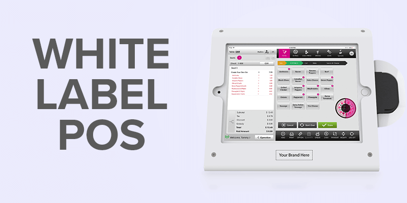 White Label POS by Linga POS