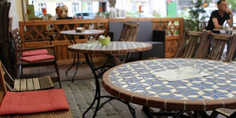 Outoor Tables Delight Customers